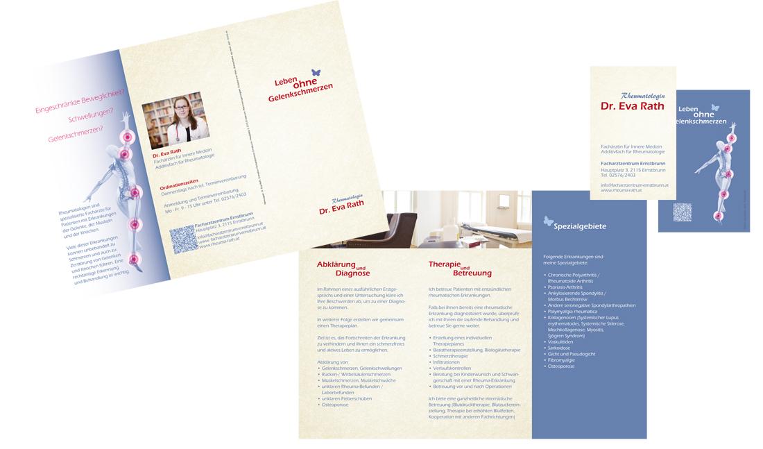 Print Grafiker Werbeagentur Arzt