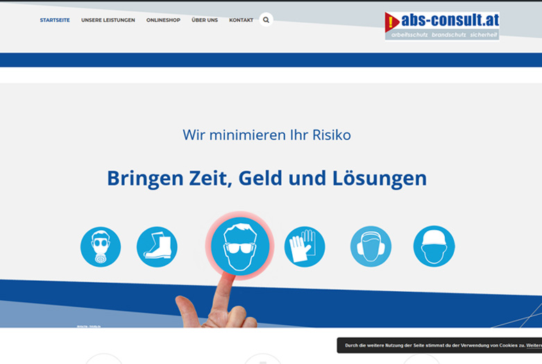 abs-consult Website