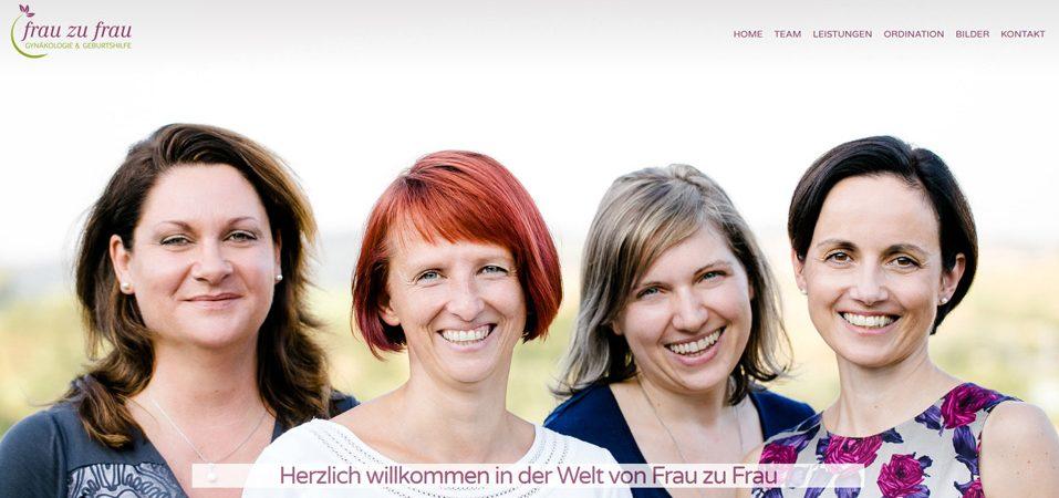 Frauenarzt Werbeagentur Website Homepage erstellen lassen Webdesign Agentur Wordpress SEO Woocommerce