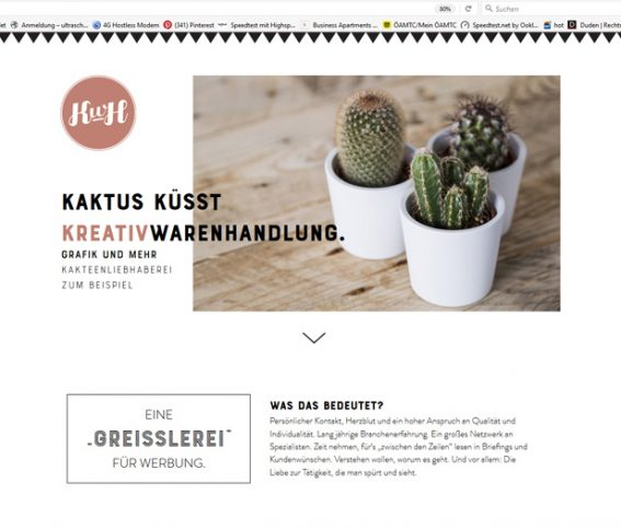 Werbeagentur Website Homepage erstellen lassen Webdesign Agentur Wordpress SEO Woocommerce