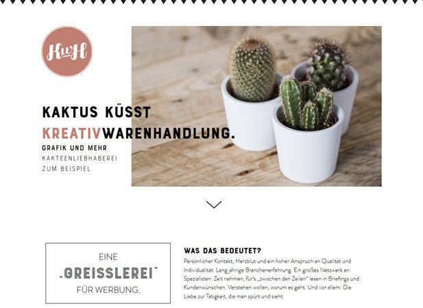 Website Werbeagentur