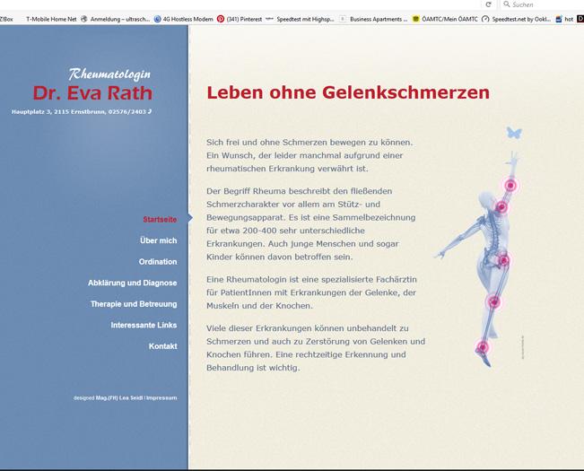 Website Rheuma