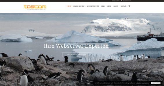 toscom Website Wordpress SEO Woocommerce