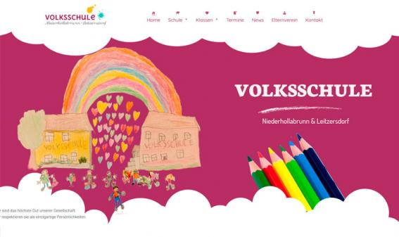 Schule Website Homepage erstellen lassen Webdesign Agentur